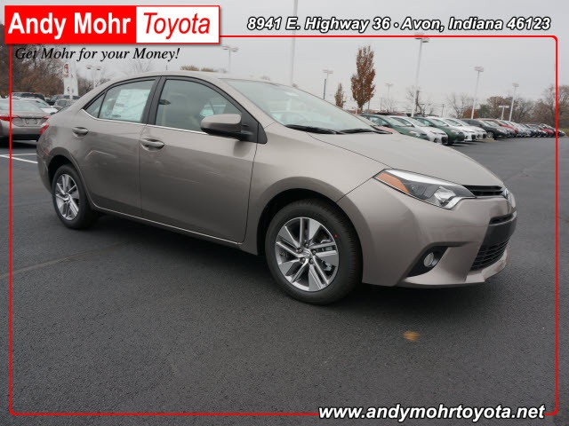 2015 Toyota Corolla LE ECO Plus 4D Sedan