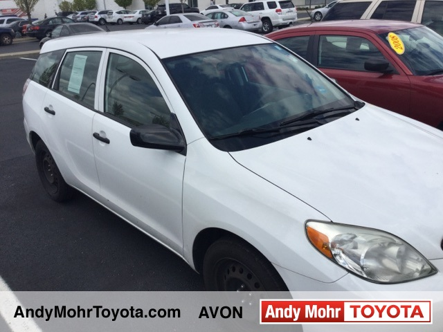 2007 Toyota Matrix Base 5D Hatchback