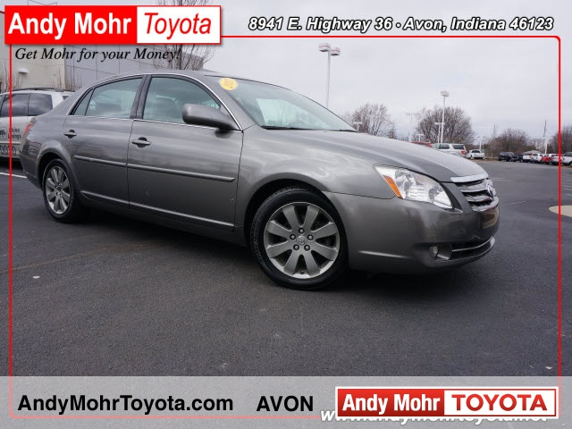 2007 Toyota Avalon Touring 4D Sedan