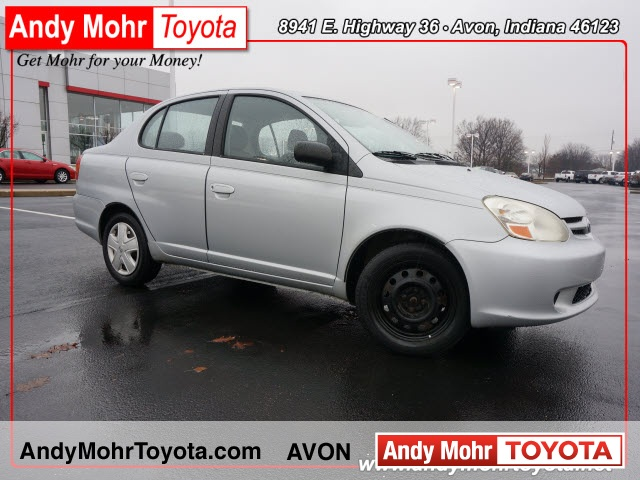 2004 Toyota Echo  4D Sedan