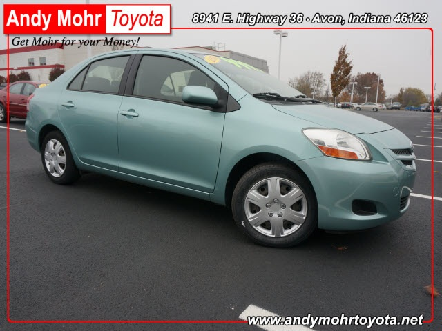 2008 Toyota Yaris  4D Sedan